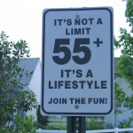 55+ is a Lifestyle