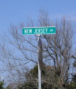 New Jersey Ave