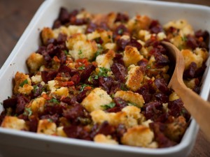 Chorizo-and-Cornbread-Stuffing