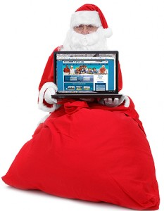 Santa Shops Active Adults Realty