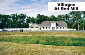 The Villages of Red Mill Pond Neighborhood, Lewes