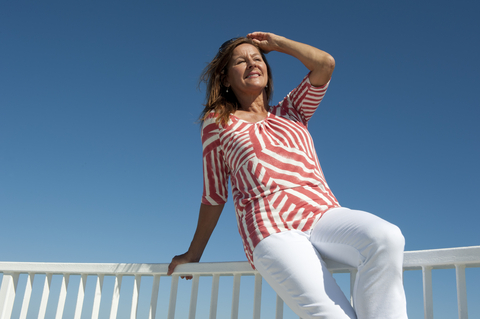 http://www.dreamstime.com/stock-images-attractive-mature-woman-seaside-image22568194