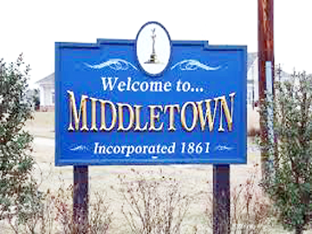 Middletown town pic