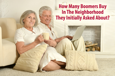How many Boomers buy