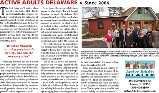 Active Adults realty_Milestone Article_040116