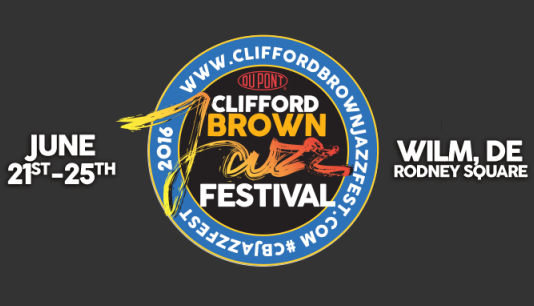 clifford brown fest logo