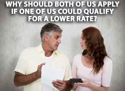 couple calculating 4 loan crop