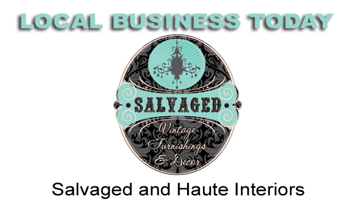 Salvaged and Haute Interiors