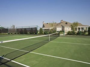 champions club tennis court
