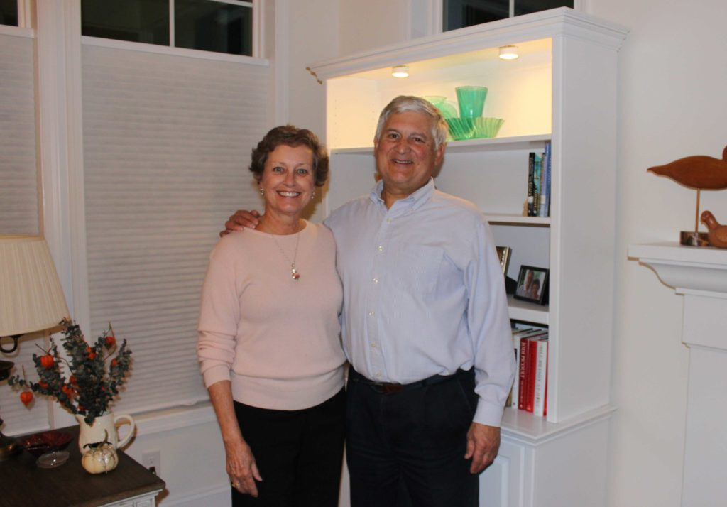 Meet our Featured Boomers in Delaware John and Elaine Lotto