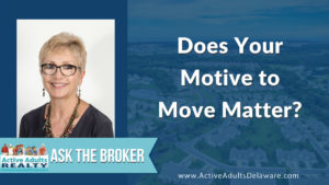 Does motive matter when relocating at retirement
