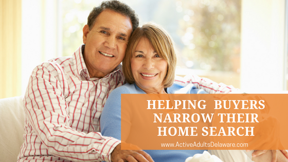 helping buyers with their Delaware home search