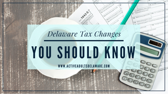 The 2018 Delaware Tax changes you should know about