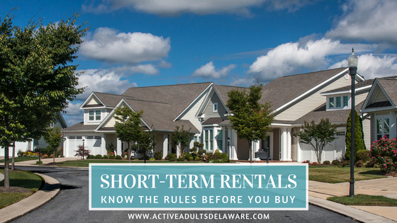 Short-Term rentals, Know the Rules before you buy
