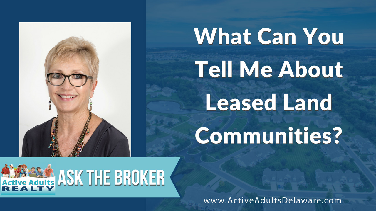 What can you tell me about leased land communities?