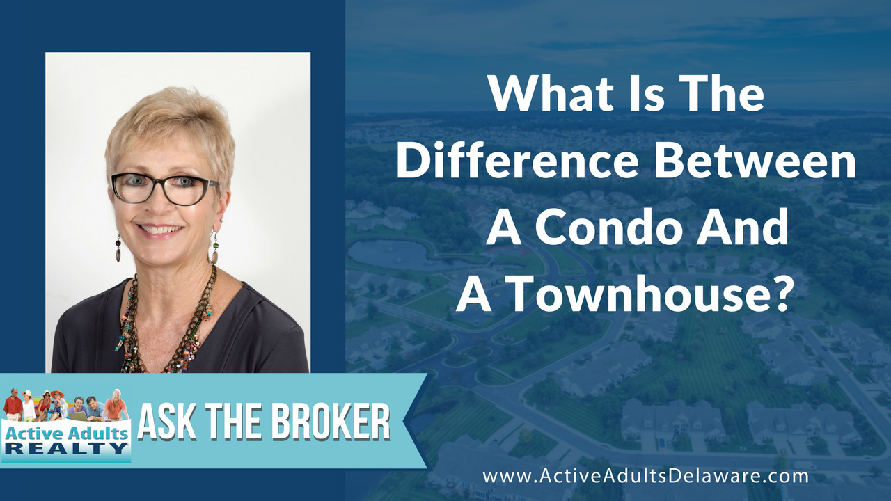 What is the difference between a condo and a townhouse