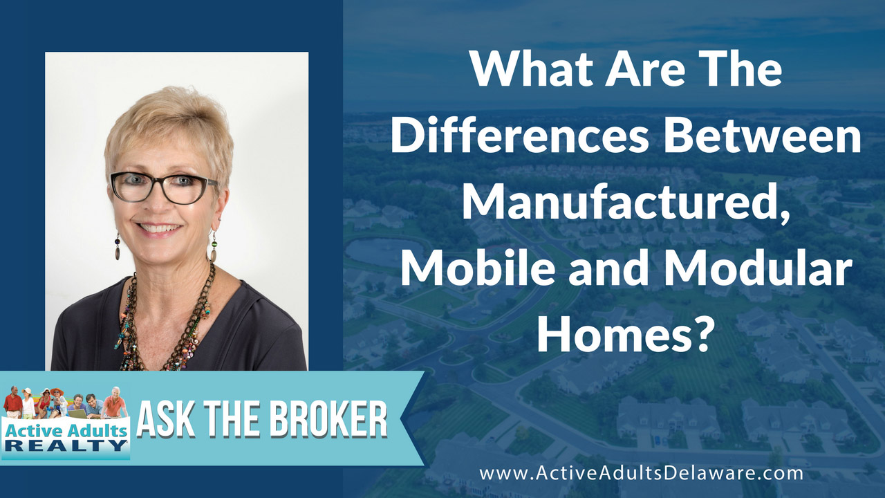 What 39 s the difference between manufactured mobile - Difference between manufactured home and modular home ...