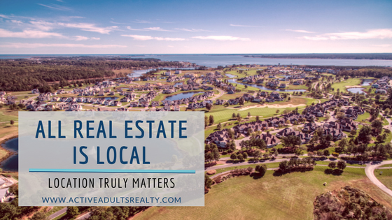 All Real Estate is Local. Explaining the unique Delaware Real Estate Market