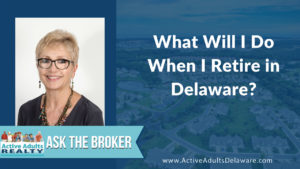 Delaware Volunteer organizations looking for retirees looking for things to do