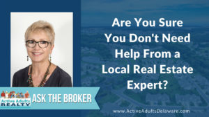 Are you sure you don't need the help of a local real estate expert?