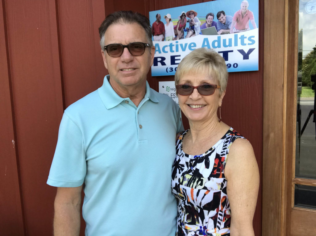 Meet Featured Boomers Kathy Sperl-Bell and Bill Bell