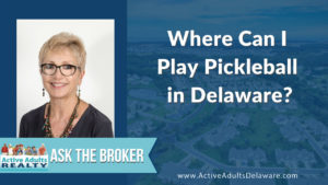 Where can I play pickleball in Delaware