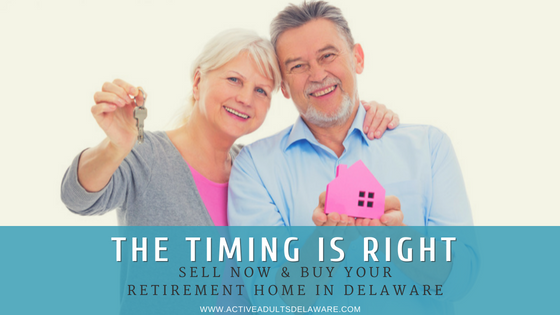sell your home now and buy your retirement