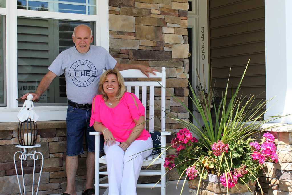 Meet our featured boomers John and Celia