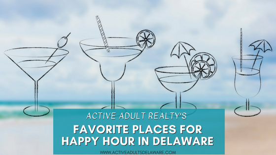 Favore happy hour spots in Delaware