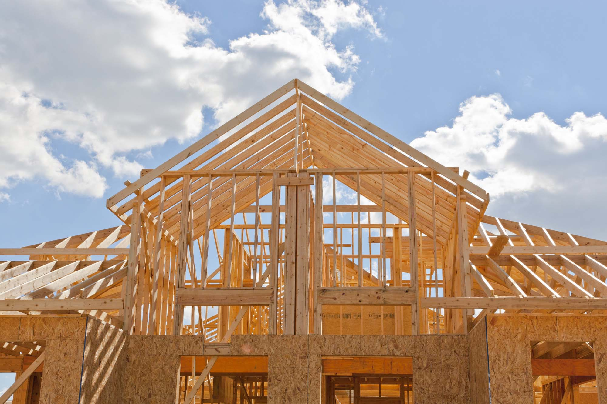 plan ahead for new construction - building in Delaware