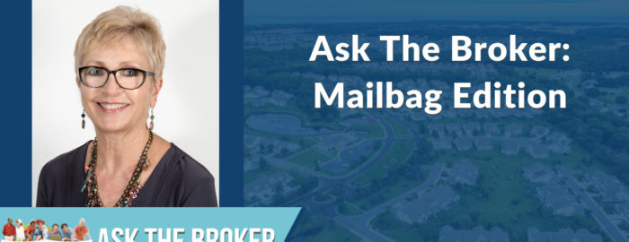 Ask The Broker Mailbag Edition