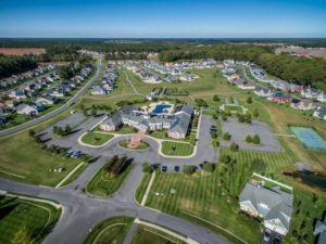 independence, an coastal delaware active adult communities