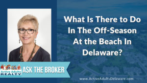 What to do in the off-season at the beach in Delaware