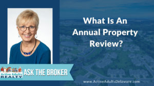 What is an Annual Property Review?