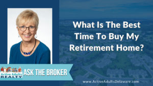What is the best time to buy my retirement home?