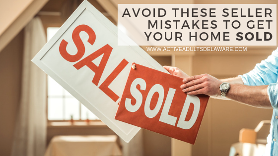 Why my home isn't selling - Avoid these seller mistakes