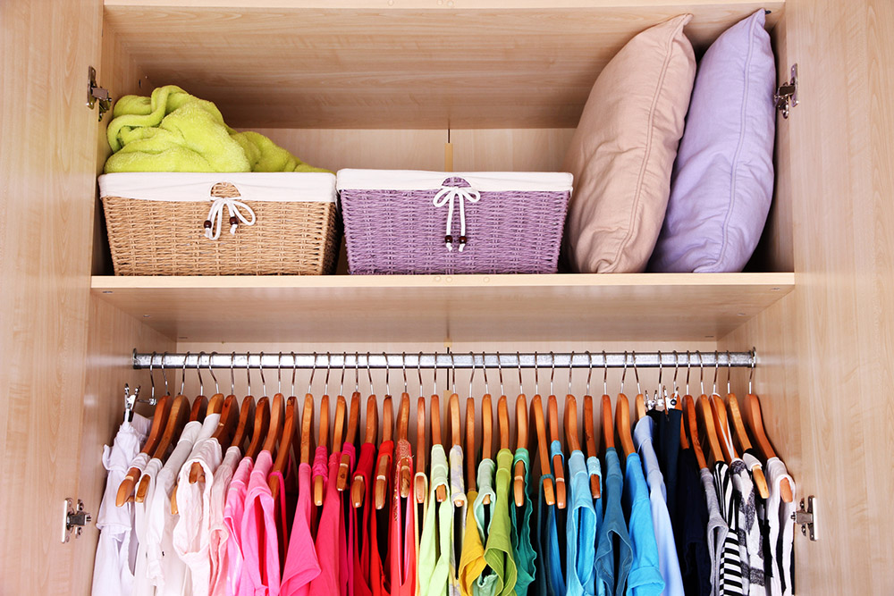 Decluttering your home KonMari style