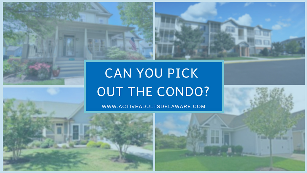 Can you select the condominium?