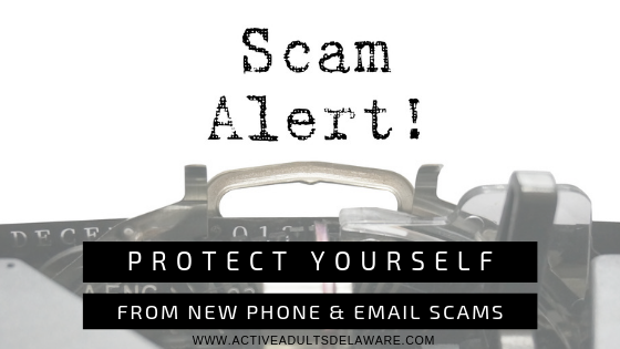 Scammers are getting creative. Protect yourself from scams online and on the phone.