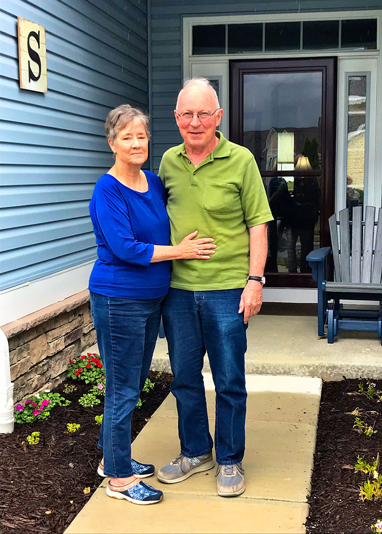 Meet featured boomers in southern Delaware Bob and Ellen Smith