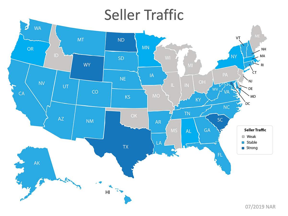 Seller traffic stats for selling your home