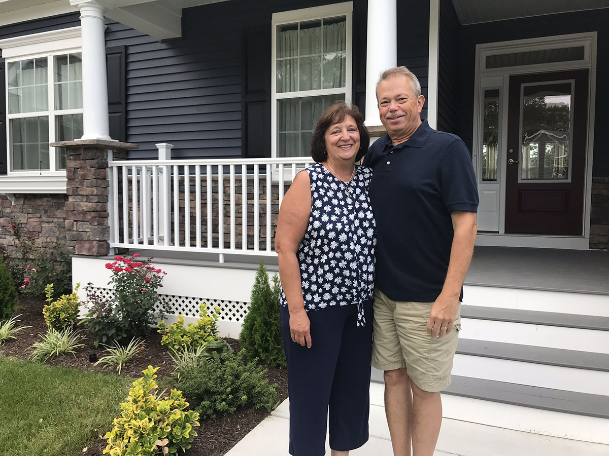 Featured Boomers Linda and Andy Miller