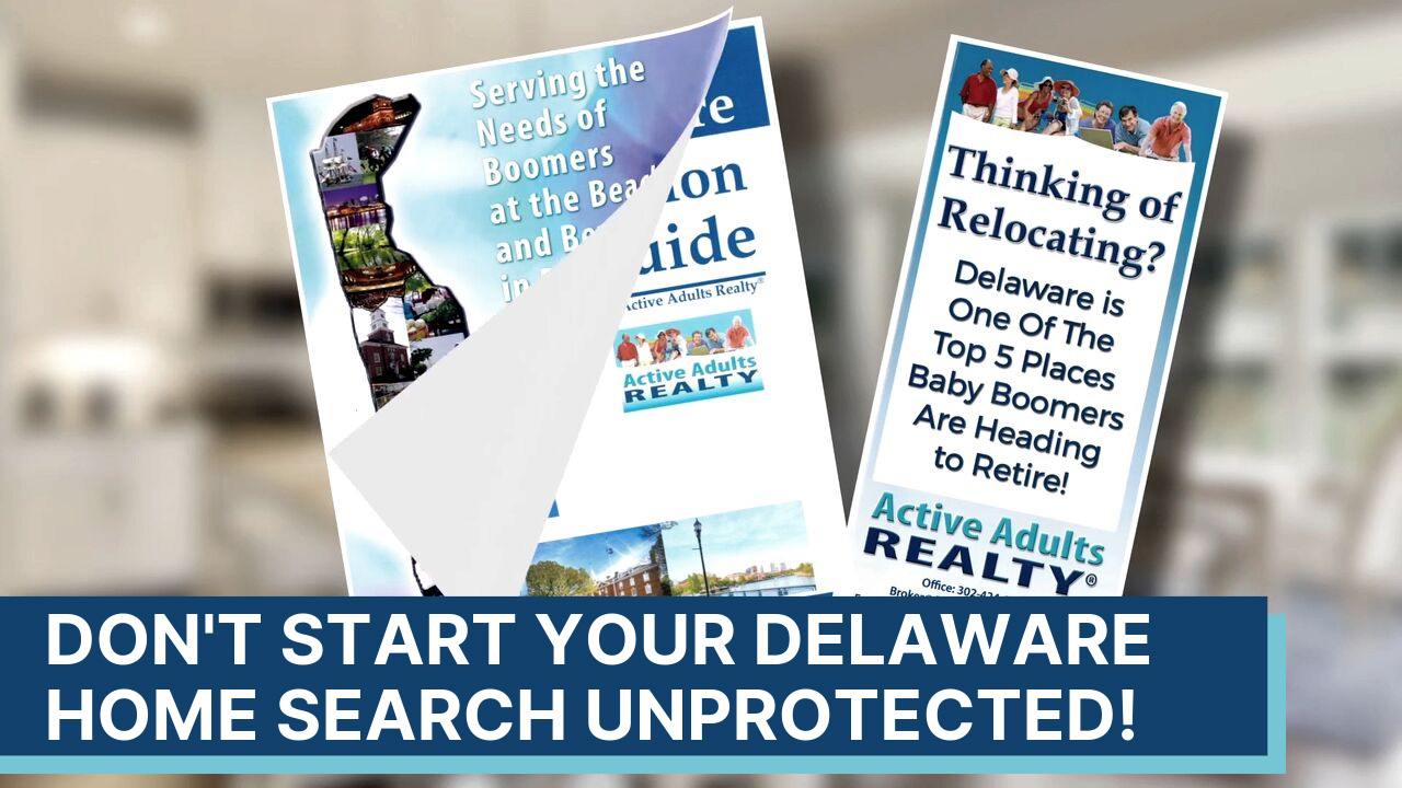 Done start your house hunting trip in Delaware without a Buyers Agent.