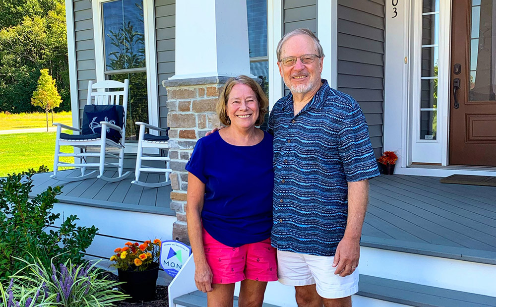 Meet featured boomers Steve and Carolyn Seeling