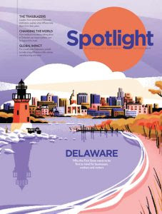 American Airlines highlights Delaware living