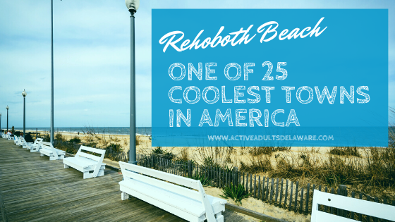 Rehoboth Beach, one of America's 25 coolest towns
