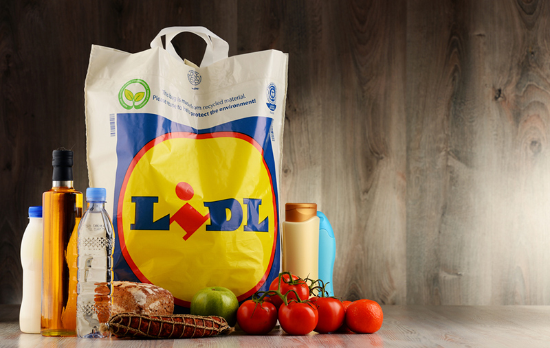 new Dover Lidl Location