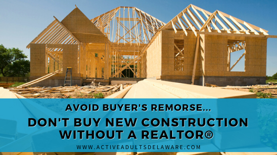 working with a REALTOR® will help you avoid buyer's remorse