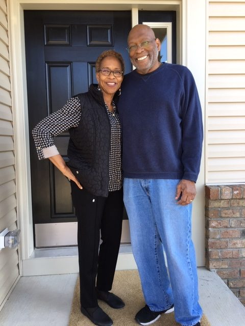 Meet our featured boomers this month James and Pat Allen.
