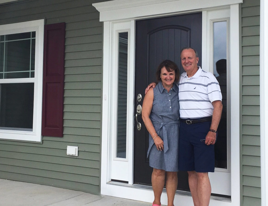 Meet the Blackfords - This month's featured boomers!